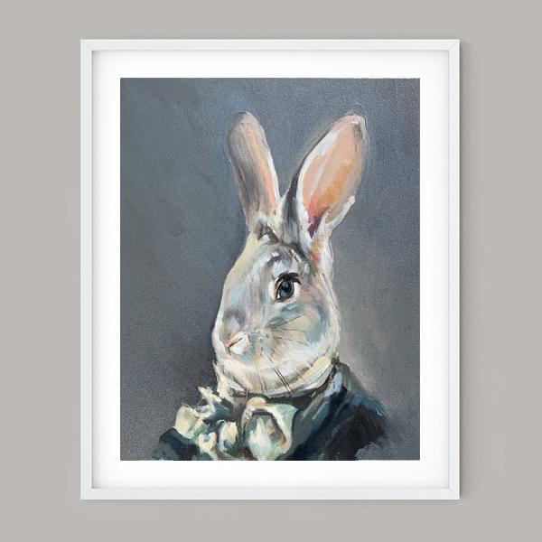 Hopkins the Hare